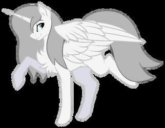Dad Pony by LorettaFox