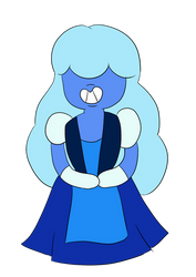 Sapphire by LorettaFox