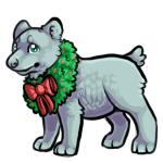 Christmas Bear by Snowluff