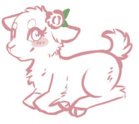 Goat Doodle