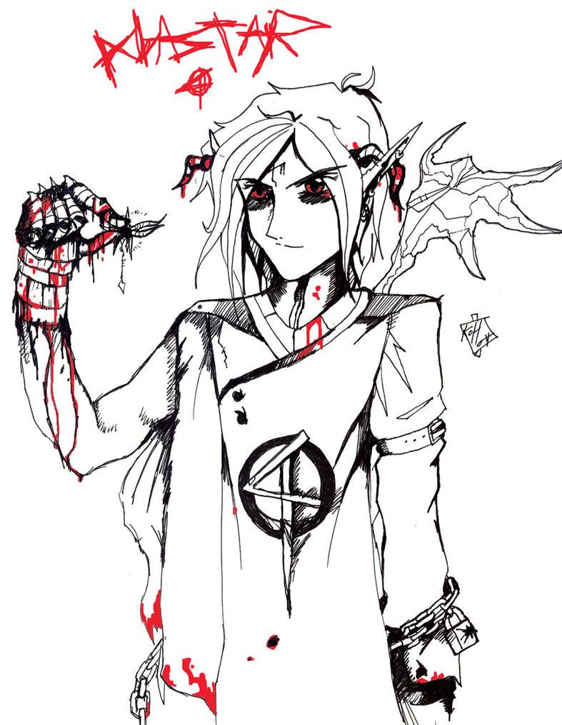 Alastair the cursed by kohryusan