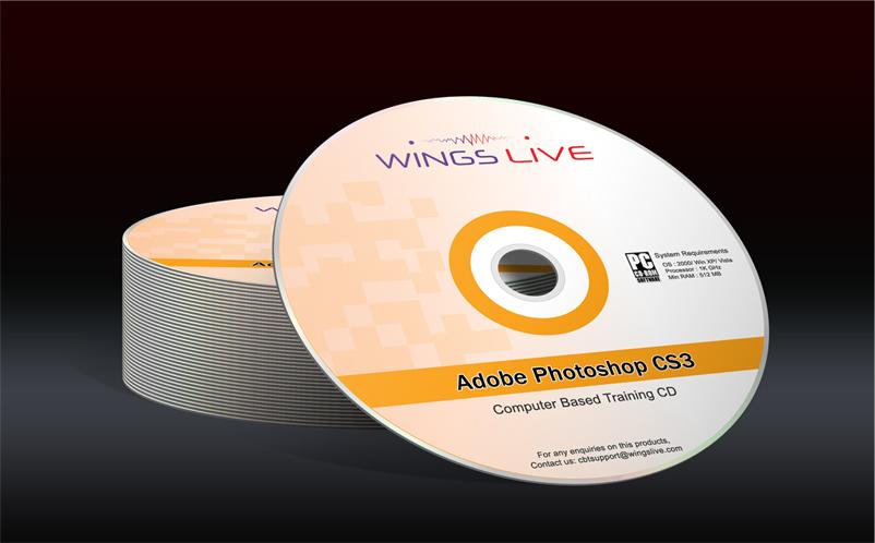 wingslive cbt cd inlay by jamnicky on deviantart. Black Bedroom Furniture Sets. Home Design Ideas