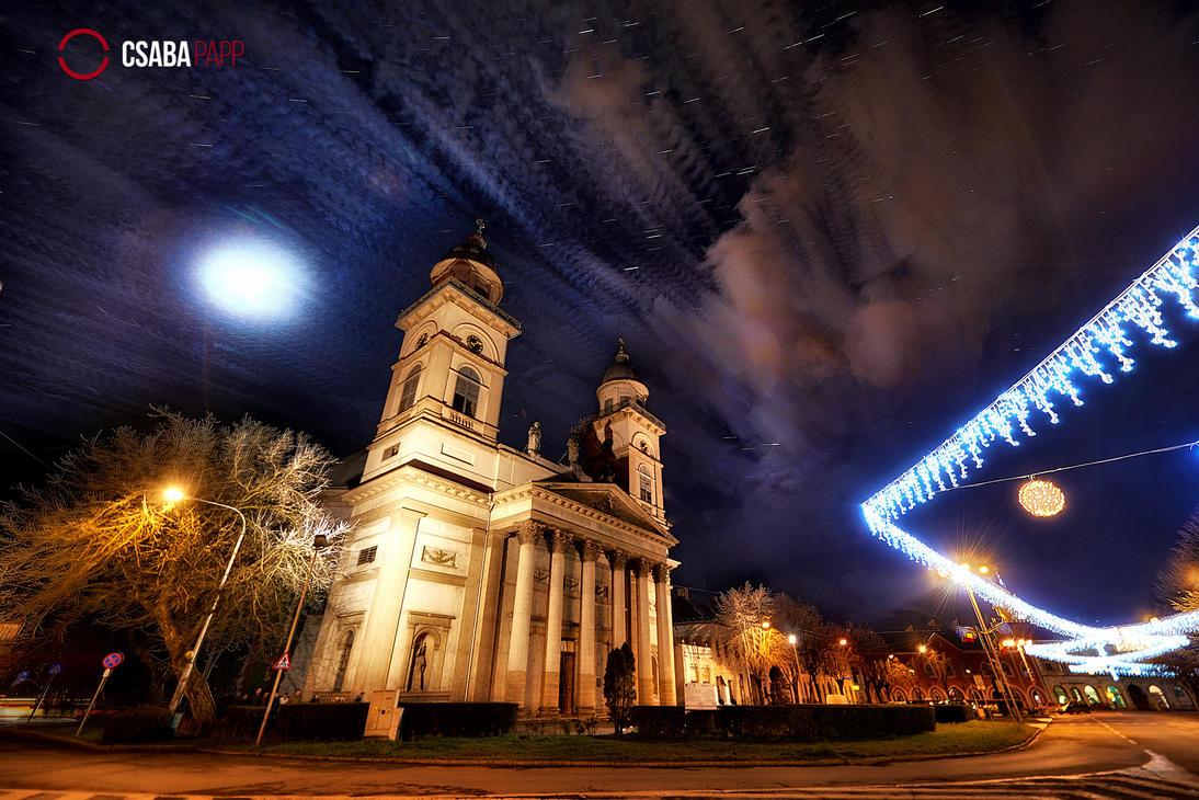 Satu Mare by night 2 by PCsOFT