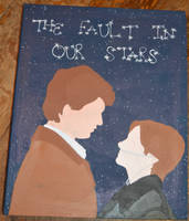 The Fault in Our Stars Movie Poster by olivia808