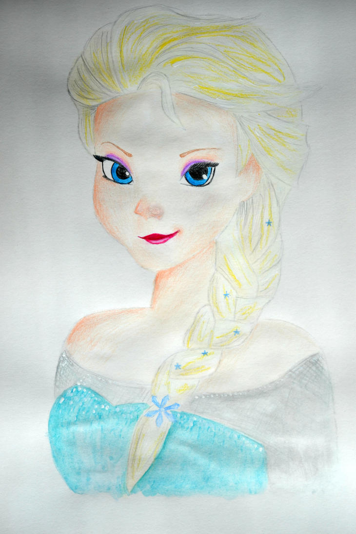The Snow Queen by olivia808
