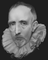 Van Der Geest Study by kynlo