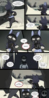 Savage Company | Page 229 - 233 | 'Loose Ends'