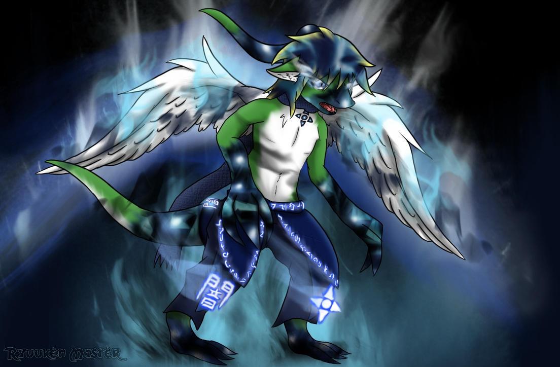 Exilai by Ryuuken-Master