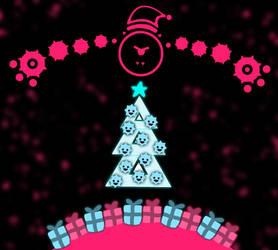 Fresh Christmas (Xmas Art Jam Collab Entry) by Stickythefireband