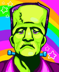 Lisa Frankenstein by Amateuritis