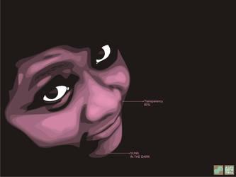Sunil In The Dark by awul-awul