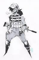 Battlecreek Loadout by ToxicToothpick