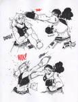 Boxing Practice 1