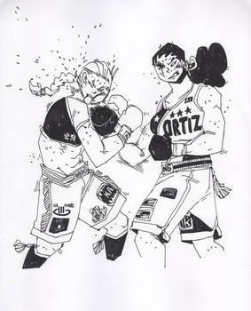 Boxing Practice 2
