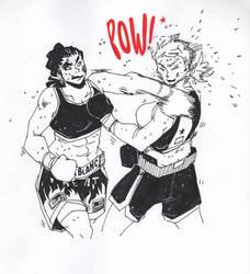 Boxing Practice 3