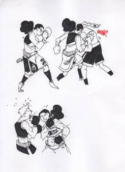 Boxing Practice 4