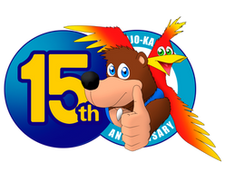 Banjo Kazooie 15th anniversary by Dreams-N-Nightmares