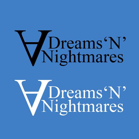 Dreams N Nightmares definitive logo concept. by Dreams-N-Nightmares