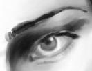 An eye by MuseOfMelancholy