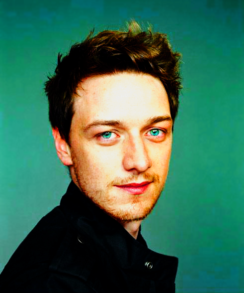 James McAvoy by livelifelikeumeanit