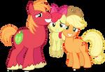 The Apple Family Siblings