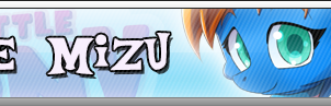 Blaze Mizu Fan Button (Request)