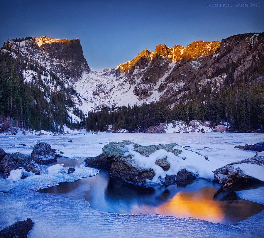 A Dreamy Sunrise by Jacob-Routzahn