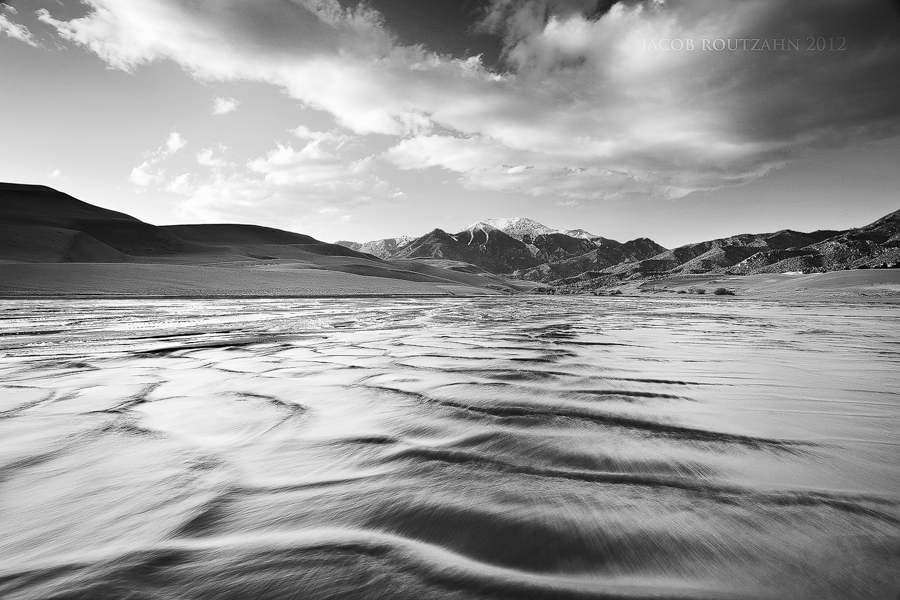 Medano Creek by Jacob-Routzahn