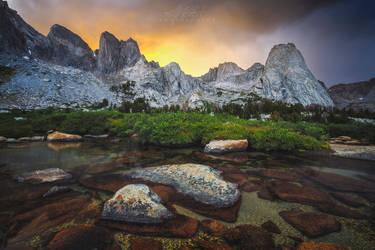 Approaching Nirvana by Jacob-Routzahn