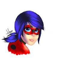 Ladybug by EndyOwari