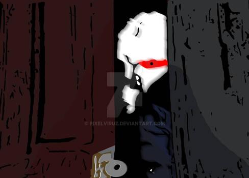 Come in by Pixel Viruz