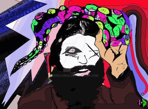 Undead Monk by Pixel Viruz