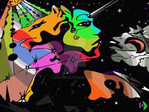 Lilith Galaxy by Pixel Viruz