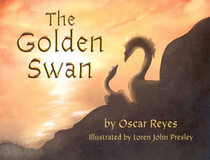 Cover oi my book The Golden Swan (not my art)