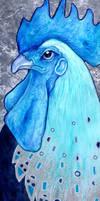 Klimt's Rooster II