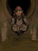 Pirate Zen by ursulav