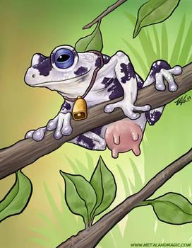 Holstein Frog