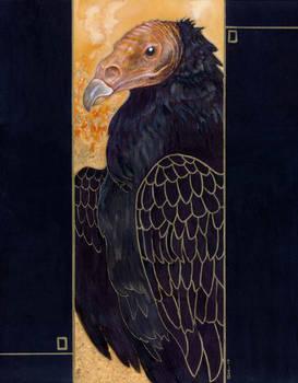 Klimt's Vulture