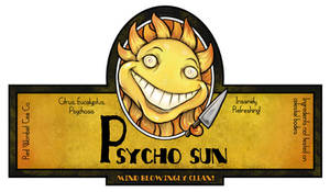 Psycho Sun Soap