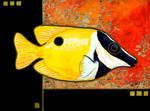 Klimt's Fish