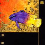 Klimt's Fish II