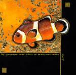 Klimt's Clownfish by ursulav