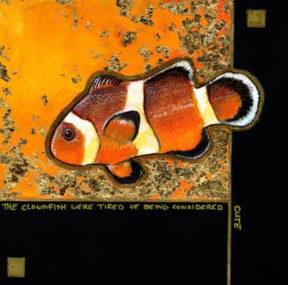 Klimt's Clownfish