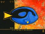 Klimt's Fish IV