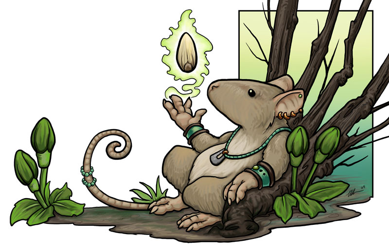 Seedmage by ursulav