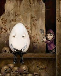 Bad Egg by ursulav