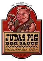 Judas Pig BBQ Sauce by ursulav