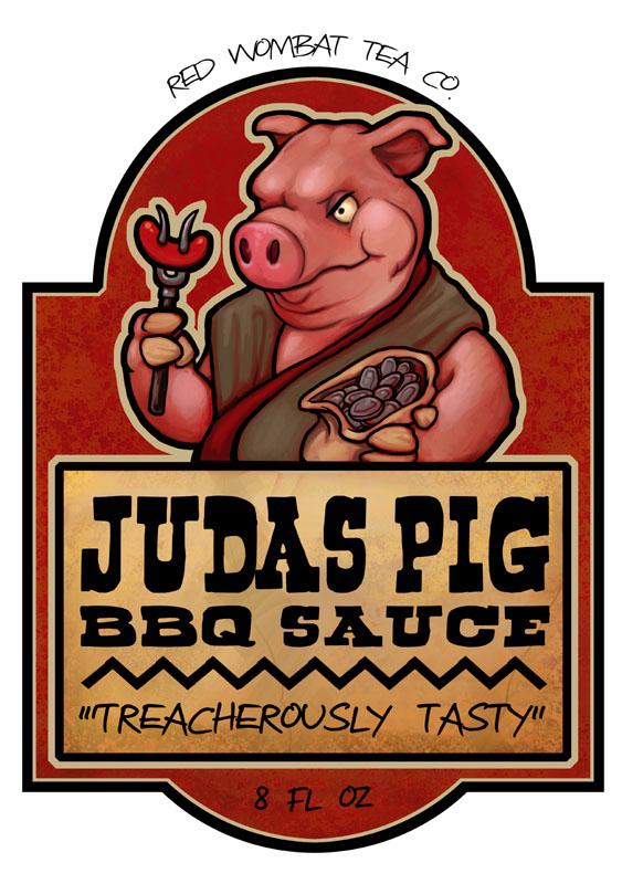 Judas Pig BBQ Sauce