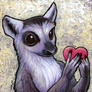 Ringtail Heart