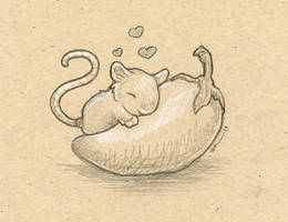Happiness is a Hot Pepper by ursulav